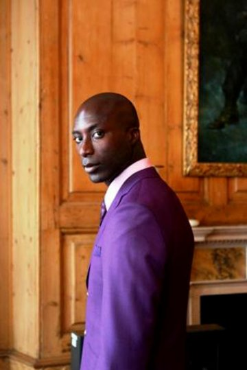 Ozwald Boateng : The dandy of Savile Row