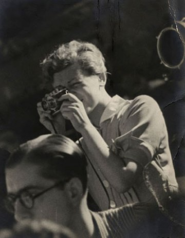 Gerda Taro : A revolutionary photographer in the Spain's war