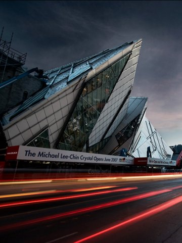 Daniel Libeskind : L'architecture est un art de la communication