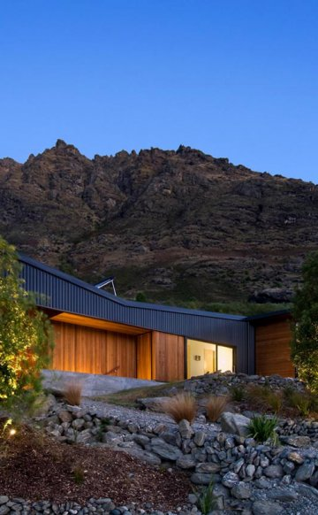 Drift Bay House : Kerr Ritchie Architects