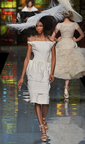 Paris Haute Couture S/S 09 : Our favorites!