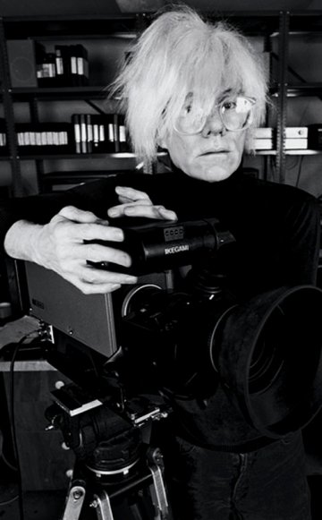 Andy Warhol : WARHOL TV