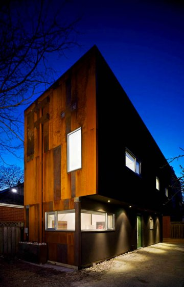 40_R Laneway House : Superkül Architects