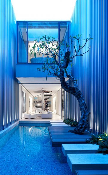 Le Ong & Ong House : 55 Blair Road à Singapour