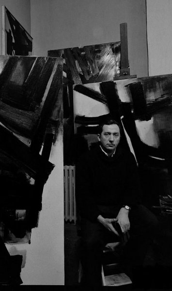 Pierre Soulages : Painter of black and light