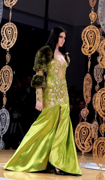 Uzbekistan Style : Dom Stylia General Fashion Show09