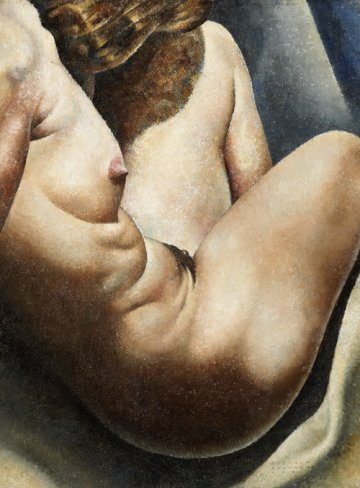 THE NUDE : In Modern Canadian Art, 1920-1950