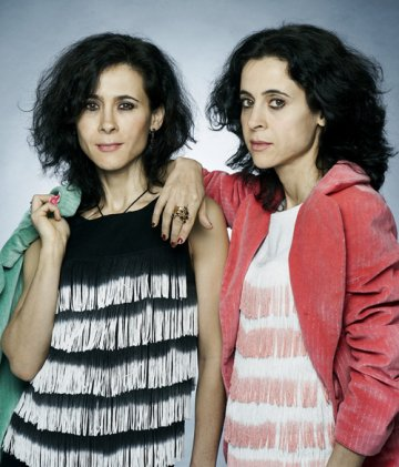 The Mikou Design Studio : Twenty things about Salwa & Selma Mikou