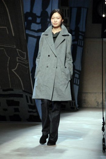 Issey Miyake_Automne-hiver 2007-2008_P. O'Reilly_Paris_France