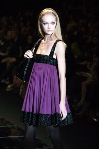 Elie Saab_Fall-winter 2007-2008_P. O'Reilly_Paris_France