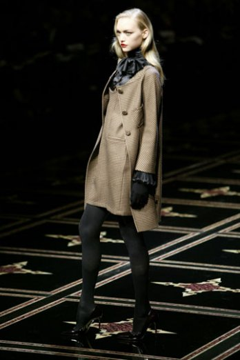 Valentino_Fall-winter 2007-2008_P. O'Reilly_Paris_France