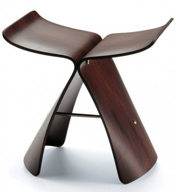 Butterfly Stool by Sori Yanagi, 1954_Vitra