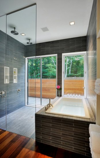 Bates Masi Architects/Bathroom.