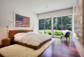 Bates Masi Architects/Master bedroom