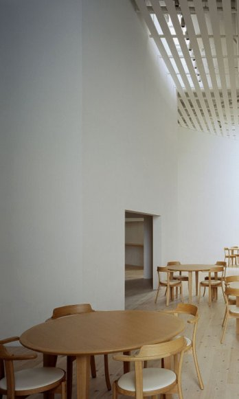 Sou Fujimoto / Treatment Center for mentally disturbed children, Hokkaido, Japan
