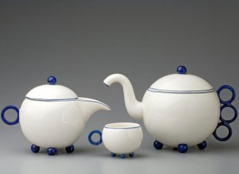 ARTĚL/Part of a tea and coffee set_Rudolf Stockar (CZ), before 1914_by Graniton, Rydl & Thon in Svijany-Podolí (CZ)_Gabriel Urbánek - Ondřej Kocourek