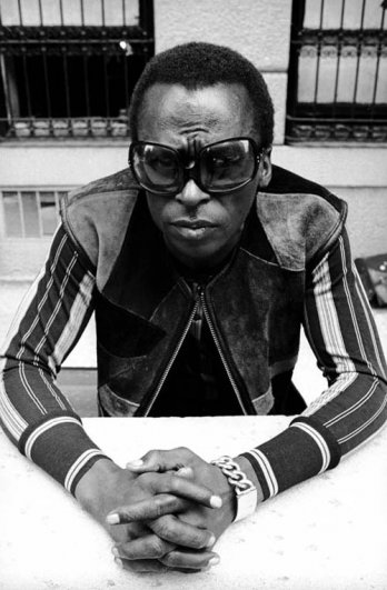 Miles Davis at his house, New York, 1969_Don Hunstein_Sony Music Entertainement