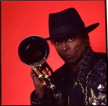 Miles Davis_Album You're Under Arrest, 1985_Anthony Barboza