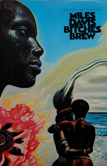 Miles Davis/Bitches Brew album, 1969_DR.