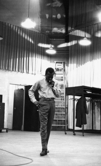 Miles Davis/recording the album Kind Of Blue, 1959_Don Hunstein_Sony Music Entertainement