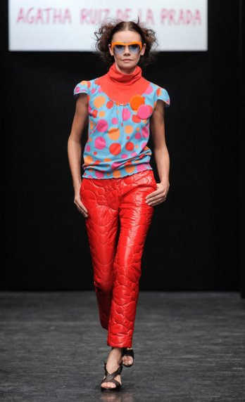Agatha Ruiz de la Prada/Collection 2010_Getty Images