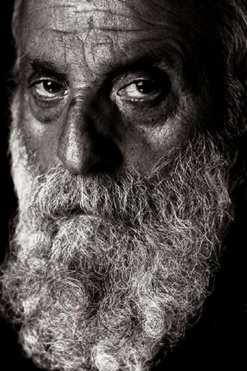 Portrait de César, Herb Ritts, Cahors 1993, © Herb Ritts Fondation.