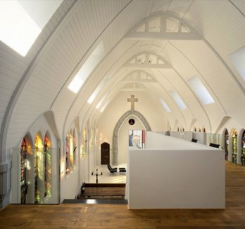Church of living by Zecc Architecten_Cornbread Works