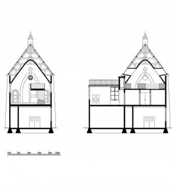 Church of living by Zecc Architecten_Sketch
