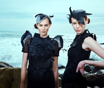 Suzaan Heyns/Spring-Summer 2010 Collection_Brett Rubin.