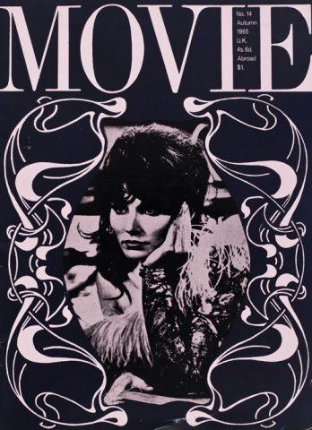 Couverture de la revue Movie, Paula Prentiss dans