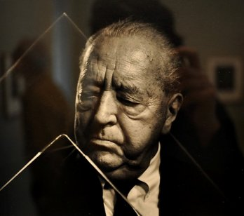 Mies van der Rohe by Irving Penn