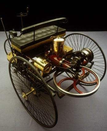 Benz Patent Motor Car_The World's first automobile_AG.