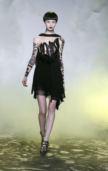 Kate & Laura Mulleavy_Rodarte/Rodarte, Fall-Winter 2008 collection_Dan Lecca