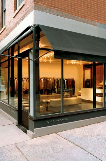 /Stephan Jaklitsch /Marc Jacobs_Mens Store, 2000 403 Bleecker Street_Don Freeman