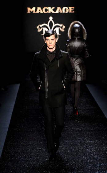 Mackage/Mercedes-Benz Fashion Week 2010, NY_Best of Runway_Getty Images
