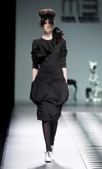 Maria Barros/Cibeles Madrid Fashion Week2010_Getty Images