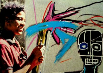 Jean-Michel Basquiat_Lee Jaffe_New York_USA