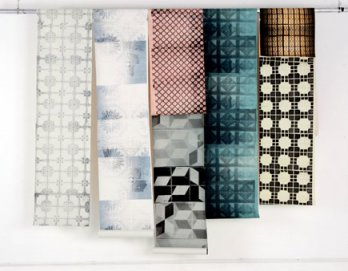 Deborah Bowness_Wall Coverings_ICFF_New York_USA