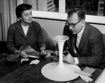 Eero Saarinen and Florence Knoll_Bassett_New York_USA