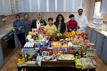 The Al Haggan family of Kuwait City