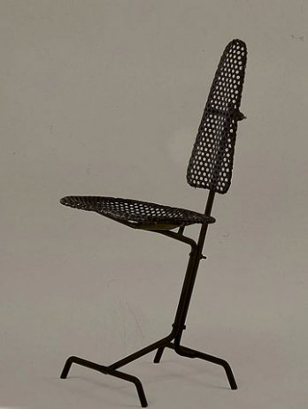 Charles & Ray Eames_Experimental Minimum Chair, 1948_Design Museum Gent_Belgique