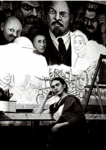 Frida Kahlo_Workers Unite