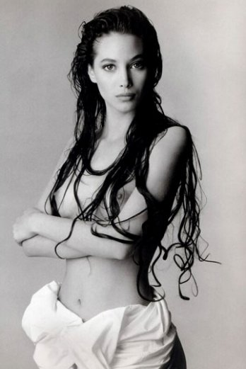 Richard Avedon_Christy Turlington