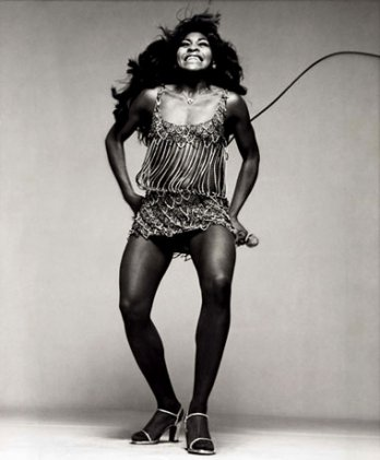 Richard Avedon_Tina Turner, 1971