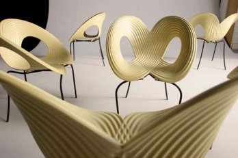 Ron Arad_Ripple chair