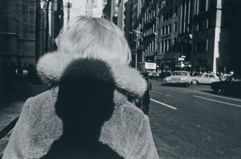 Lee Friedlander - New York City, 1966