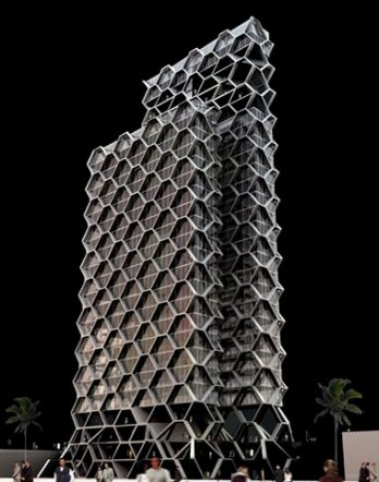 Michel Rojkind_Hex Tower