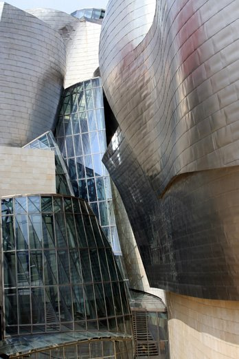 The Guggenheim museum in Bilbao - P. E. Goergen