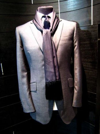 Spencer Hart Suit