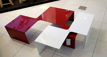 Oki Sato_Island table_Cappellini